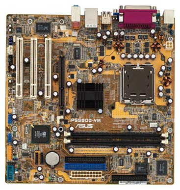 BIOS Chip: ASUS P5S800-VM P5P800-MX P5P800 P5P800 SE