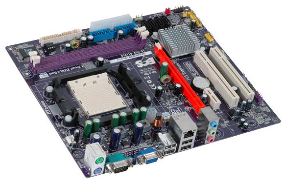 Ecs geforce6100pm-m2 v7. 0 socket am2 motherboard no bp motherboards.