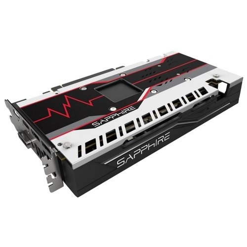 Graphic card specification Sapphire Pulse Radeon RX 580 1366MHz PCI