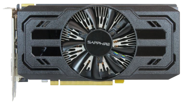 Graphic card specification Sapphire Radeon R7 360 1060Mhz PCI-E 3 0